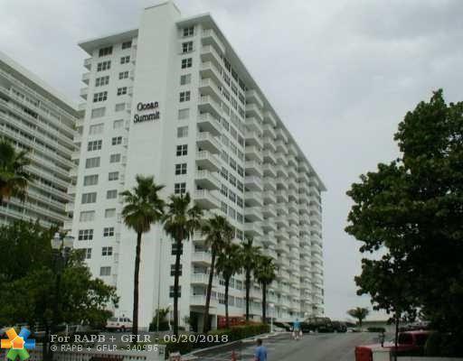 4010 Galt Ocean Dr #1416, Fort Lauderdale, FL 33308 (MLS #F10128099) :: Green Realty Properties