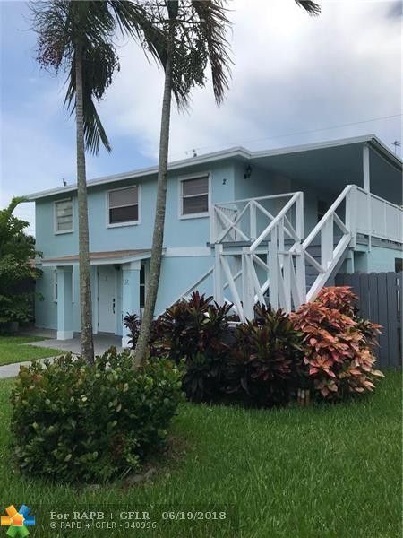 812 W Lakewood Rd, West Palm Beach, FL 33405 (MLS #F10128195) :: Green Realty Properties