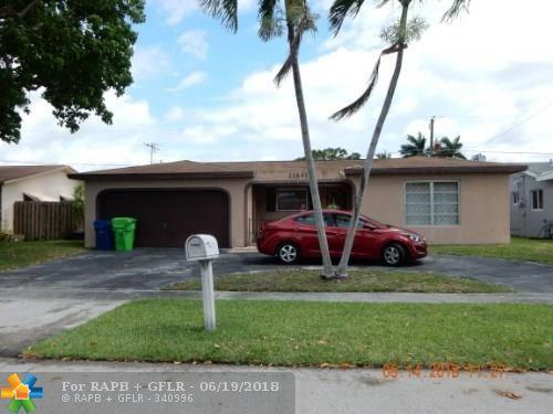 11841 NW 30th Pl, Sunrise, FL 33323 (MLS #F10128277) :: Green Realty Properties