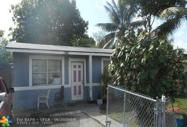 1490 NW 24th Ter, Fort Lauderdale, FL 33311 (MLS #F10128385) :: Green Realty Properties