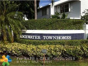1933 NE 15th Ave #1933, Fort Lauderdale, FL 33305 (MLS #F10128573) :: Green Realty Properties