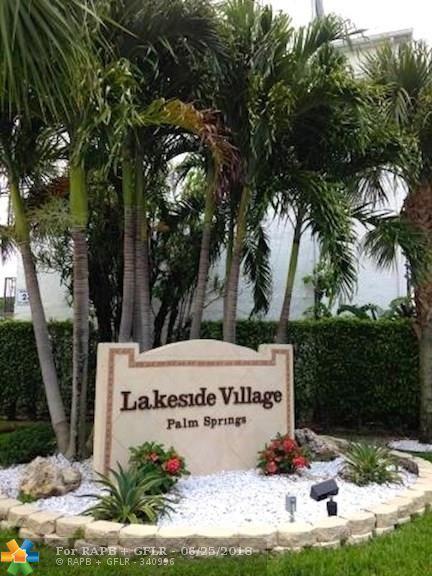 715 Lori Dr #210, Palm Springs, FL 33461 (MLS #F10128992) :: Green Realty Properties