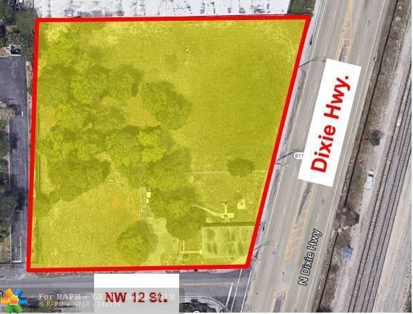 N Dixie Hwy, Pompano Beach, FL 33060 (MLS #F10129678) :: Green Realty Properties