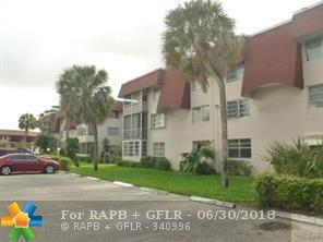 3081 NW 47th Ter #114, Lauderdale Lakes, FL 33313 (MLS #F10129897) :: Green Realty Properties