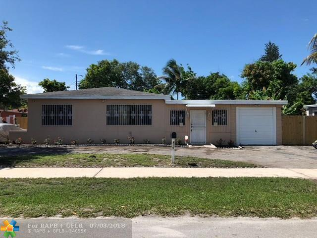 415 NE 158th St, Miami, FL 33162 (MLS #F10130167) :: Green Realty Properties
