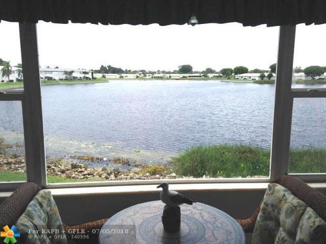 1116 Lake Terrace #207, Boynton Beach, FL 33426 (MLS #F10130424) :: Green Realty Properties
