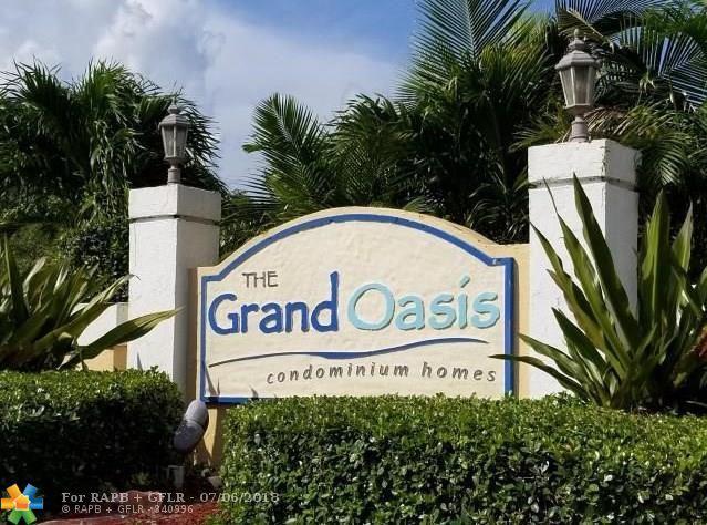 5661 Riverside Dr 105-B7, Coral Springs, FL 33067 (MLS #F10130710) :: Green Realty Properties
