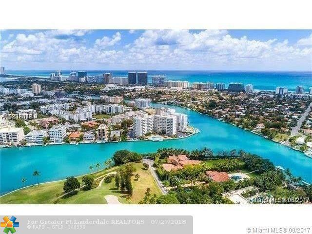 9102 W Bay Harbor Dr 5 B, Bay Harbor Islands, FL 33154 (MLS #F10131139) :: Green Realty Properties