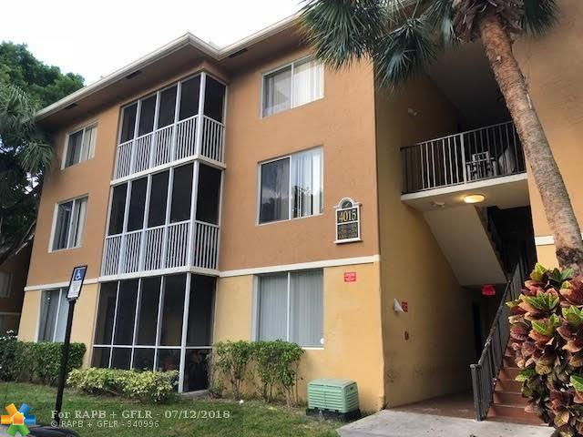 4015 W Mcnab Rd 203D, Pompano Beach, FL 33069 (MLS #F10131514) :: Green Realty Properties