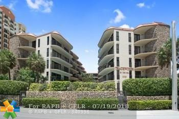 2029 N Ocean #508, Fort Lauderdale, FL 33305 (MLS #F10132339) :: Green Realty Properties