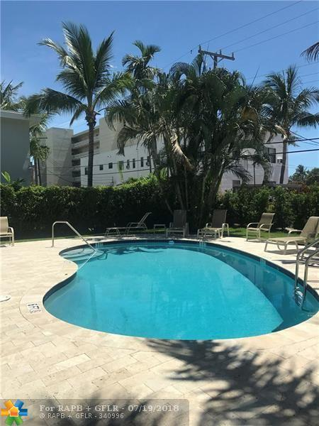 624 Orton Ave #20, Fort Lauderdale, FL 33304 (MLS #F10132703) :: The O'Flaherty Team