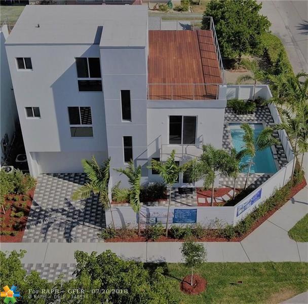 1617 NE 8 #1617, Fort Lauderdale, FL 33304 (MLS #F10132782) :: Green Realty Properties