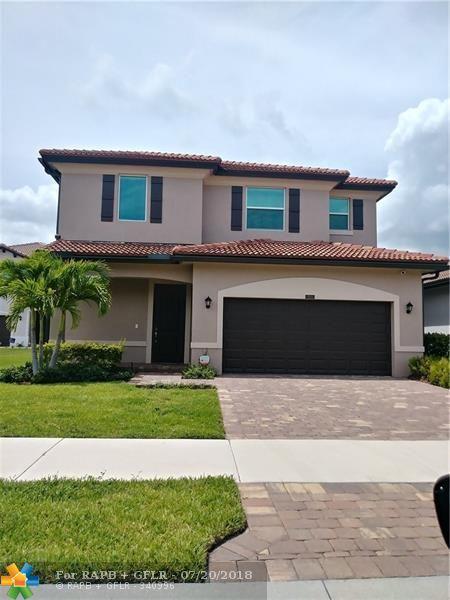 5824 Ashdale Road, Lake Worth, FL 33463 (MLS #F10132927) :: Green Realty Properties