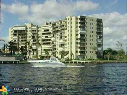 2900 NE 14th Street Cswy #502, Pompano Beach, FL 33062 (MLS #F10133063) :: Green Realty Properties
