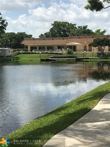 6080 Sabal Palm Blvd #101, Tamarac, FL 33319 (MLS #F10133074) :: Green Realty Properties
