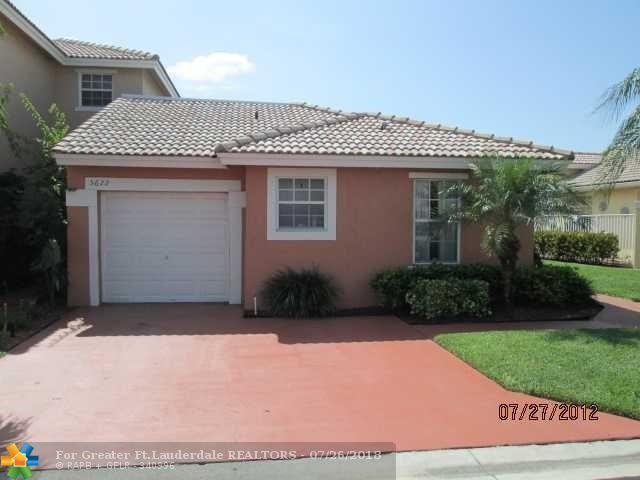 5622 NW 117th Ave #5622, Coral Springs, FL 33076 (MLS #F10133726) :: Green Realty Properties