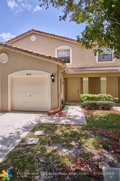 8516 E Southgate Shores Cir #8516, Tamarac, FL 33321 (MLS #F10133891) :: Green Realty Properties