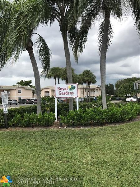 12027 Royal Palm Blvd 6-L, Coral Springs, FL 33065 (MLS #F10134023) :: Green Realty Properties