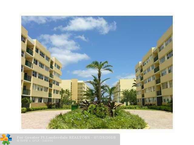 1237 Hillsboro Mile #302, Hillsboro Beach, FL 33062 (MLS #F10134125) :: Green Realty Properties