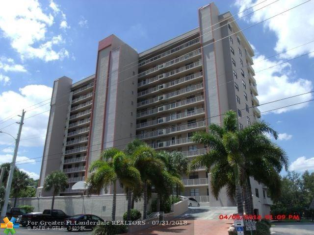 1401 N Riverside Dr #1205, Pompano Beach, FL 33062 (MLS #F10134481) :: Green Realty Properties