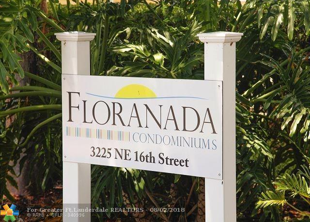 3225 NE 16th St 6A, Pompano Beach, FL 33062 (MLS #F10134887) :: Green Realty Properties