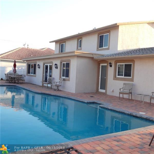 1660 NE 25th Ave, Pompano Beach, FL 33062 (MLS #F10135183) :: Green Realty Properties