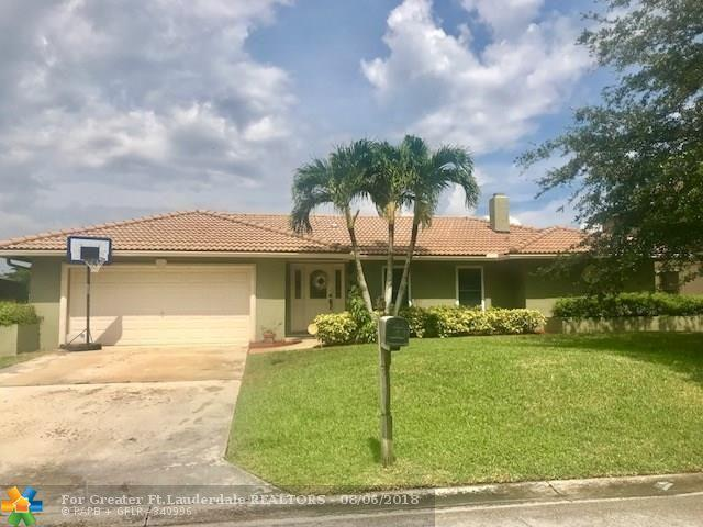 1887 NW 107th Dr, Coral Springs, FL 33071 (MLS #F10135225) :: Green Realty Properties