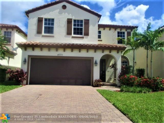 4771 Capital Dr, Lake Worth, FL 33463 (MLS #F10135402) :: Green Realty Properties