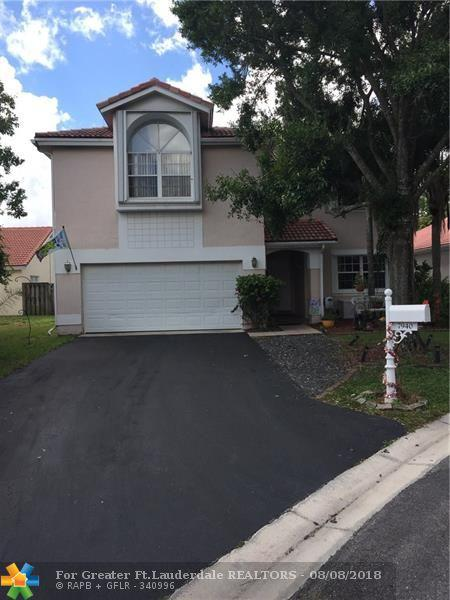 7940 NW 29th St, Margate, FL 33063 (MLS #F10135538) :: Green Realty Properties