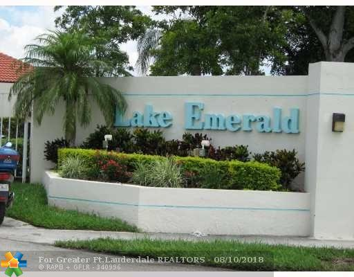 114 Lake Emerald Dr #407, Oakland Park, FL 33309 (MLS #F10136014) :: The O'Flaherty Team