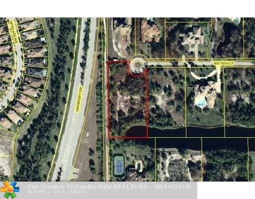 9280 NW 70th Ct, Parkland, FL 33067 (MLS #F10136110) :: Green Realty Properties