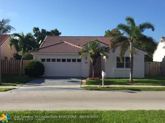 6669 Schooner Ter, Margate, FL 33063 (MLS #F10136479) :: Green Realty Properties
