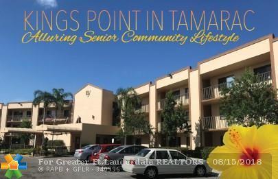10450 E Clairmont Cir #312, Tamarac, FL 33321 (MLS #F10136606) :: Green Realty Properties