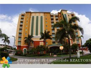 821 N Riverside Dr #701, Pompano Beach, FL 33062 (MLS #F10136737) :: Castelli Real Estate Services