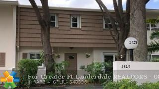 3129 N Palm-Aire Drive #3129, Pompano Beach, FL 33069 (MLS #F10136927) :: Green Realty Properties