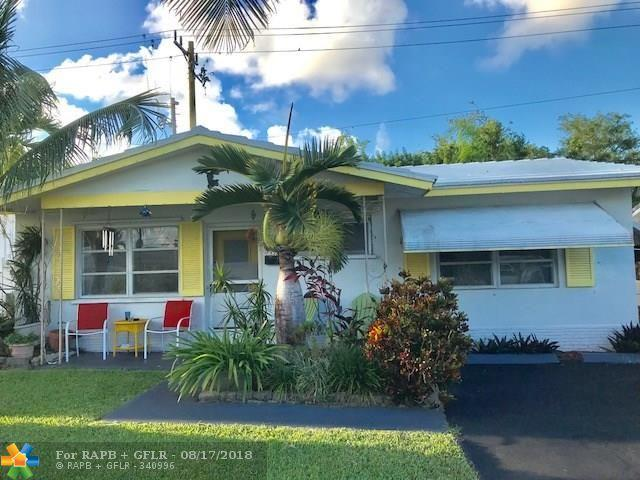 1901 NW 46th St, Tamarac, FL 33309 (MLS #F10137101) :: Green Realty Properties
