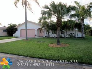 1844 NW 83rd Dr, Coral Springs, FL 33071 (MLS #F10137205) :: Laurie Finkelstein Reader Team