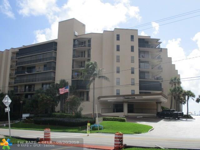 1167 Hillsboro Mile #311, Hillsboro Beach, FL 33062 (MLS #F10137352) :: Green Realty Properties