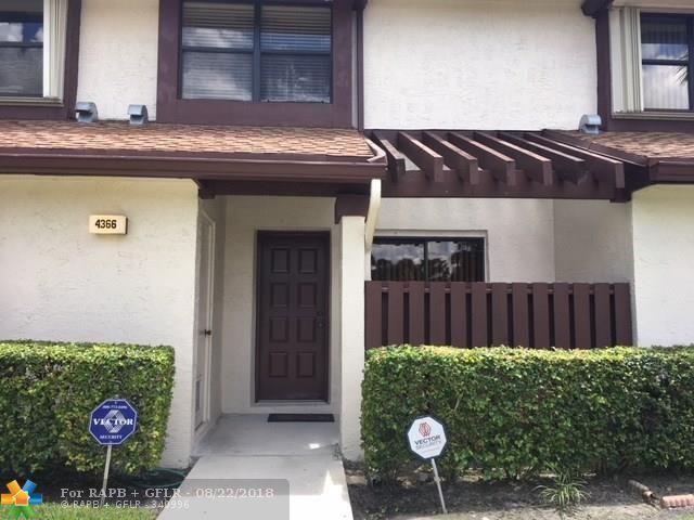 4366 Carambola Cir #4366, Coconut Creek, FL 33066 (MLS #F10137482) :: Green Realty Properties