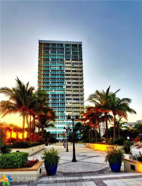 2100 S Ocean Lane #2103, Fort Lauderdale, FL 33316 (MLS #F10137838) :: Green Realty Properties