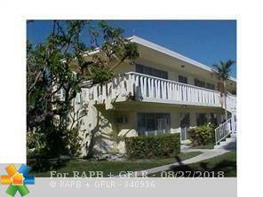 2755 NE 28 AVE D-4, Lighthouse Point, FL 33064 (MLS #F10138340) :: Green Realty Properties