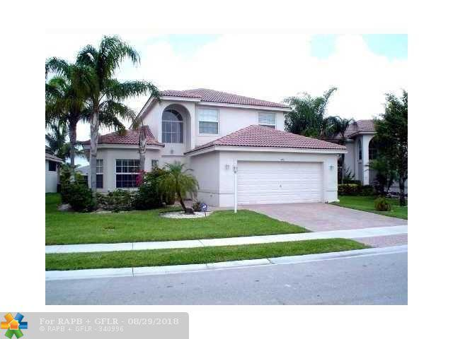 4711 NW 119th Ave, Coral Springs, FL 33076 (MLS #F10138629) :: Green Realty Properties
