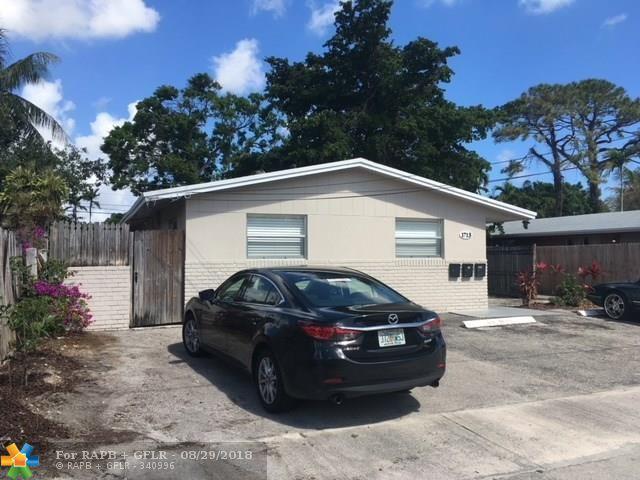 1713 SW 11th St, Fort Lauderdale, FL 33312 (MLS #F10138718) :: Green Realty Properties