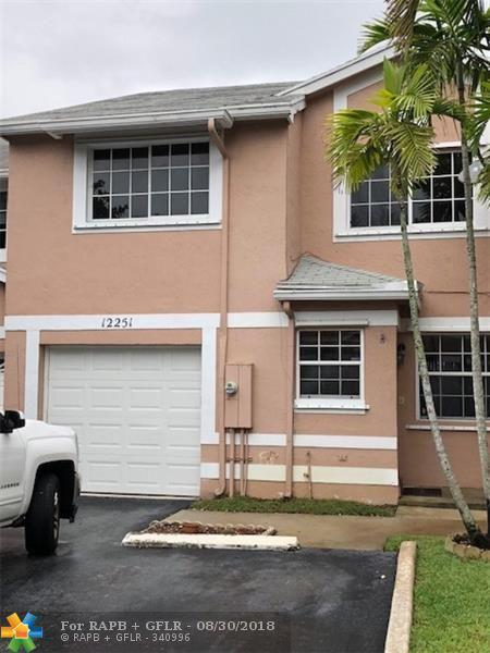 12251 SW 50th Pl ., Cooper City, FL 33330 (MLS #F10138871) :: Green Realty Properties