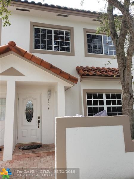 9535 NW 42nd St 11-C, Sunrise, FL 33351 (MLS #F10138946) :: Green Realty Properties