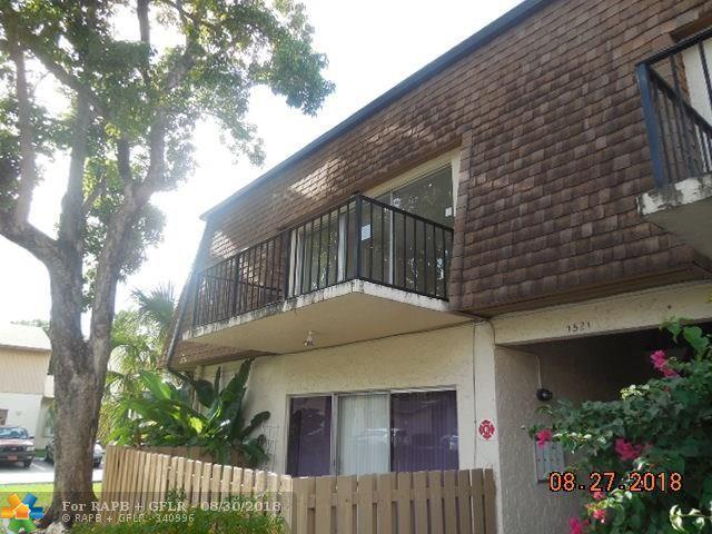 7521 W Sunrise Blvd A2, Plantation, FL 33313 (MLS #F10138954) :: Green Realty Properties