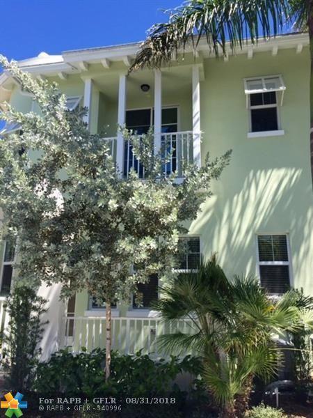 910 NE 17th Way, Fort Lauderdale, FL 33304 (MLS #F10139103) :: Green Realty Properties