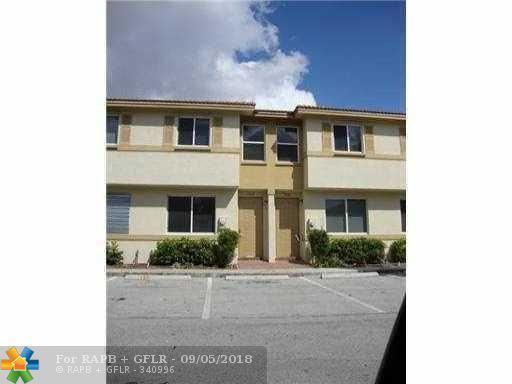 3517 Sonoma Dr #3517, Riviera Beach, FL 33404 (MLS #F10139645) :: Green Realty Properties