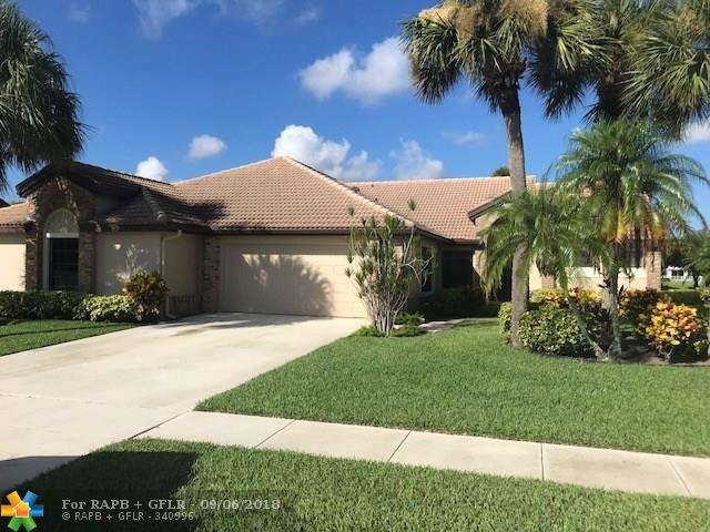 8195 Cassia Dr #8195, Boynton Beach, FL 33472 (MLS #F10139810) :: Green Realty Properties