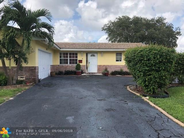 7601 NW 40th St, Coral Springs, FL 33065 (MLS #F10139945) :: Green Realty Properties